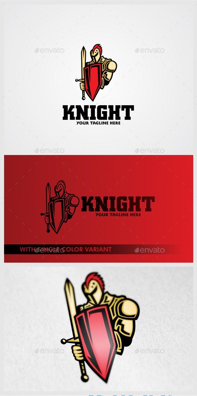 Knight Logo - Humans Logo Templates