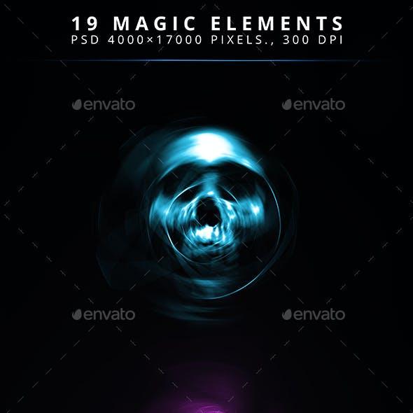 19 Magic Elements