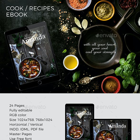 Cook & Recipes ebook