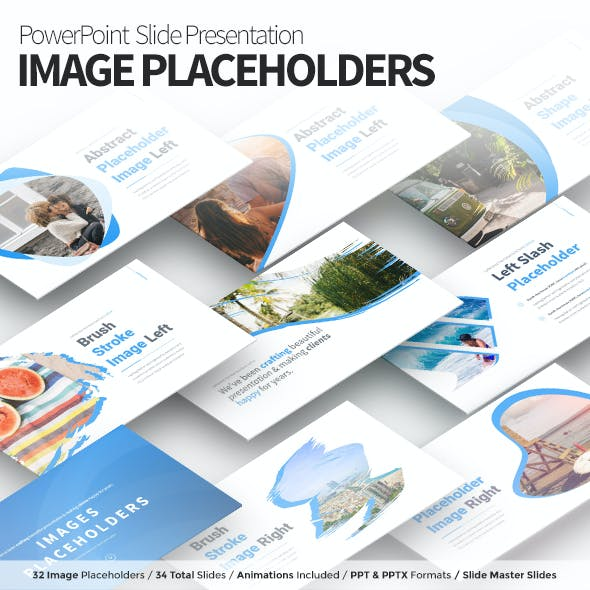 Image - Placeholders PowerPoint Slides