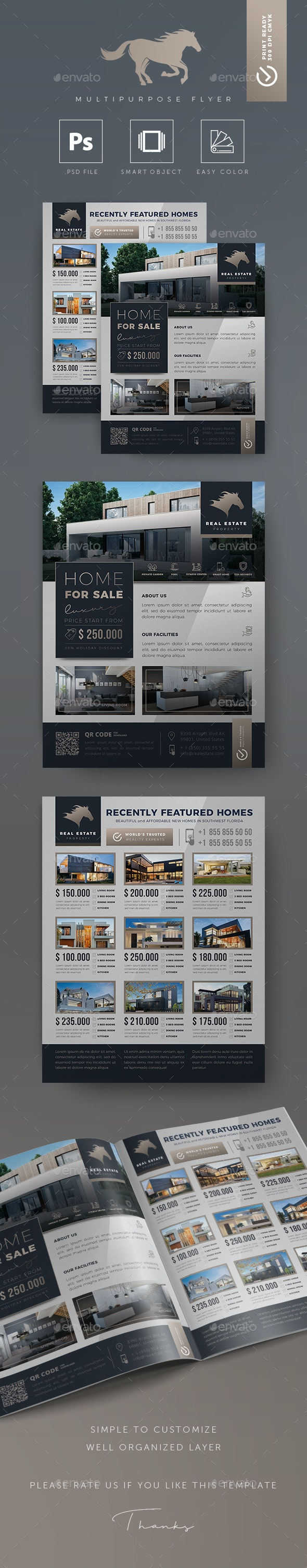 Realtor - Real Estate Flyer - Commerce Flyers
