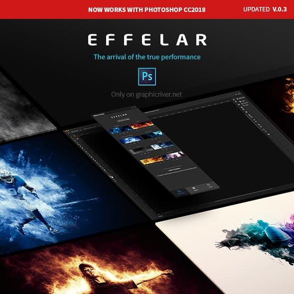 Effelar Photo Effects for Photoshop