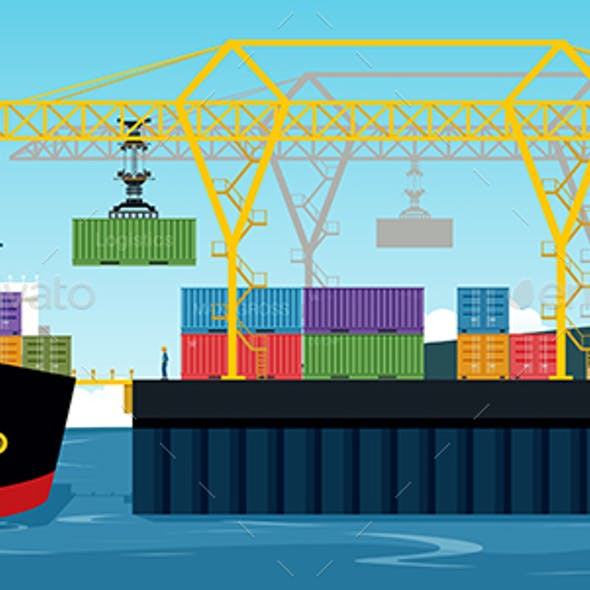 Shipping Ports