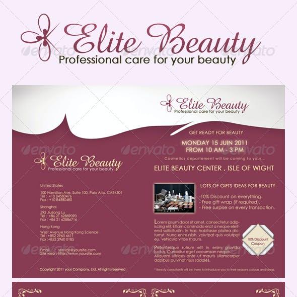 Elite Beauty catalog
