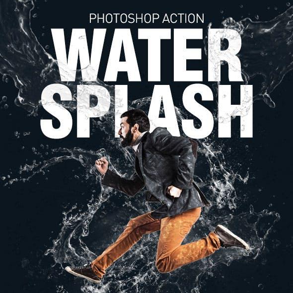 Water Splash Action