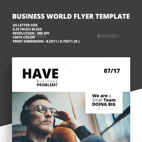 Modern Creative Flyer 01