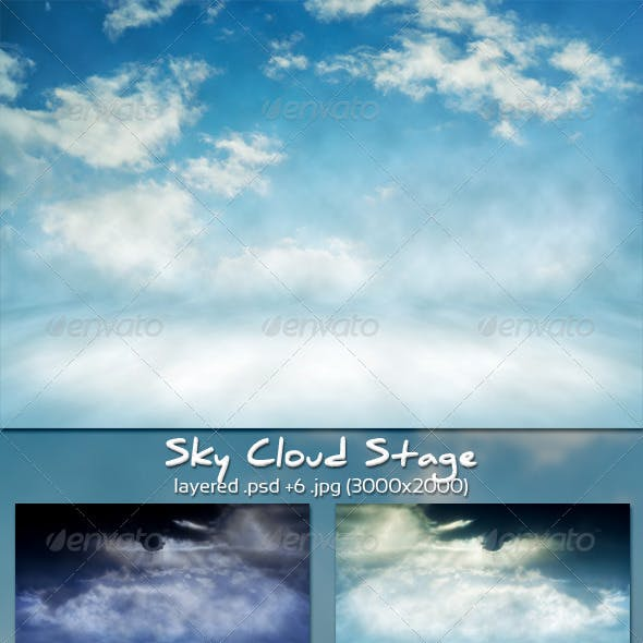 Sky Cloud Stage