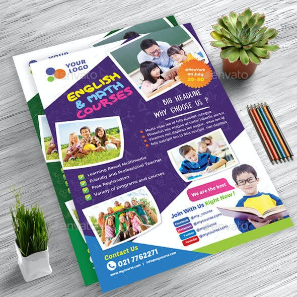 Education Flyer V3