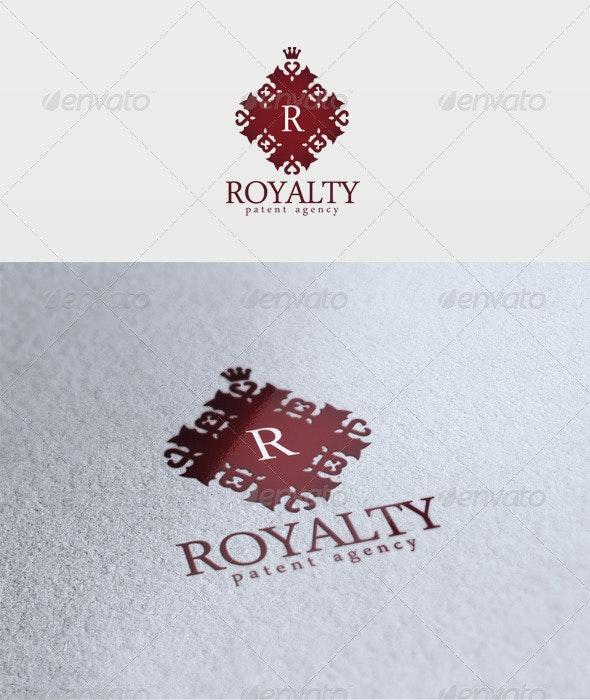 Royalty Logo - Letters Logo Templates