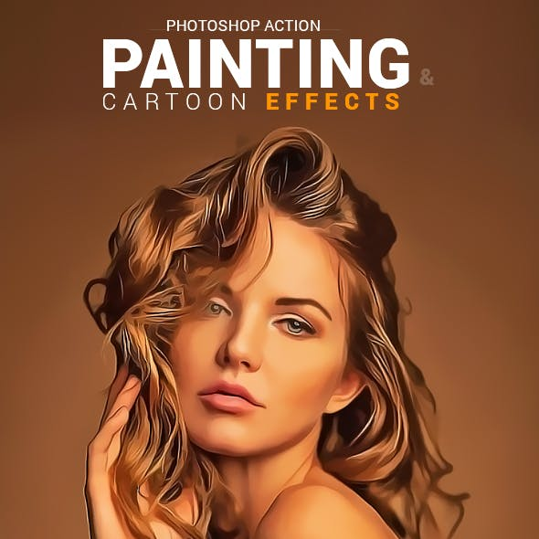 Painting & Cartoon Effects