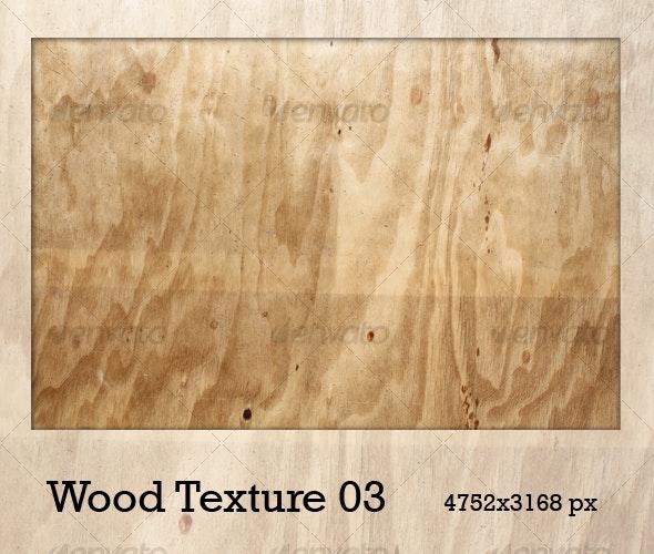 Wood Texture 03 - Wood Textures