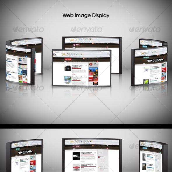 3d Web Image Displayer
