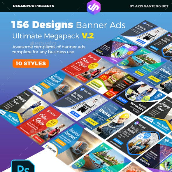 Banner Ads Ultimate Bundle V2
