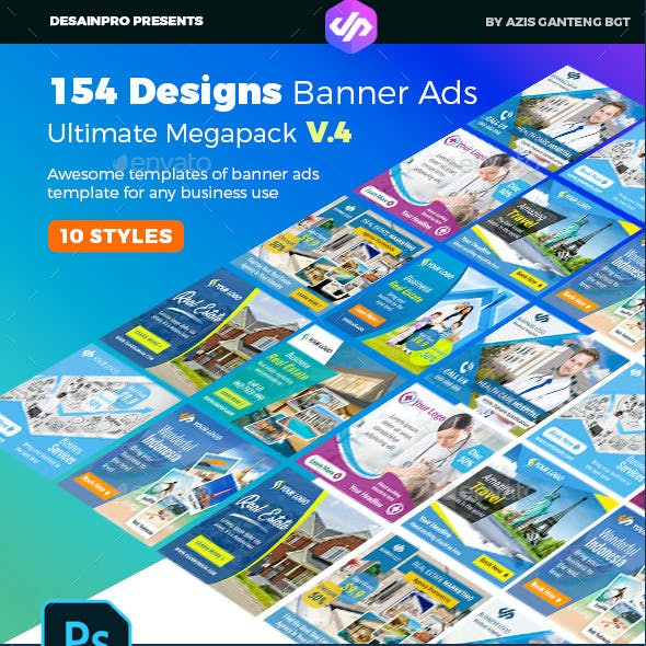 Banner Ads Ultimate Bundle V4