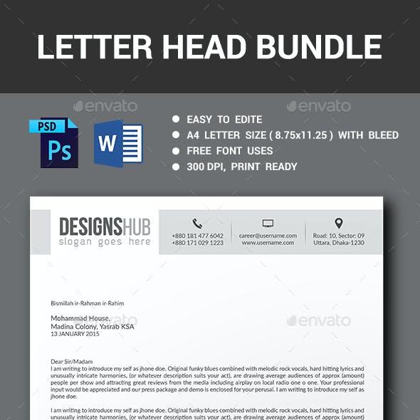 Letterhead Bundle