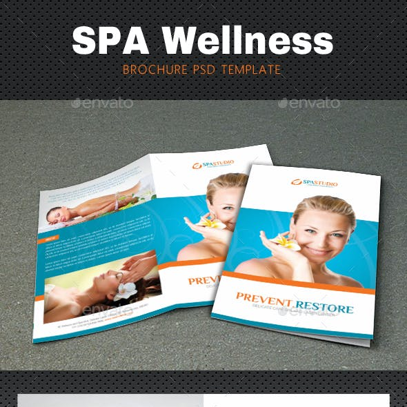 Spa Wellness Brochure 2