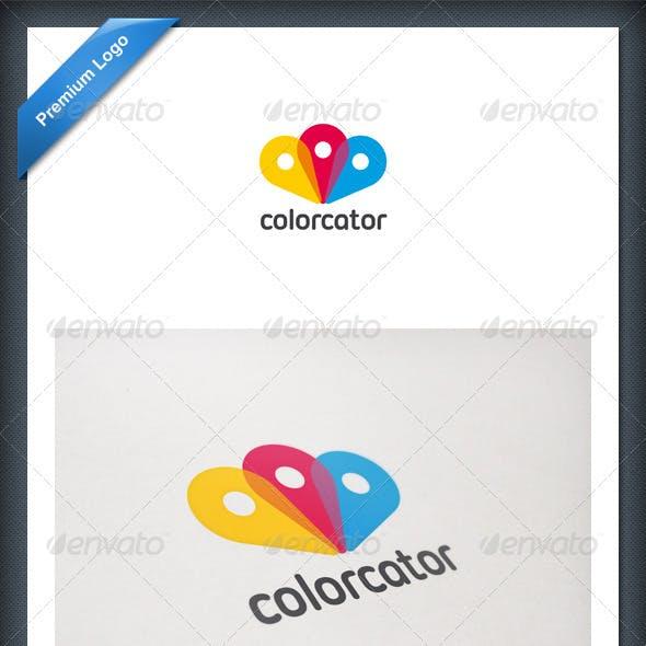 Colorcator Logo Template