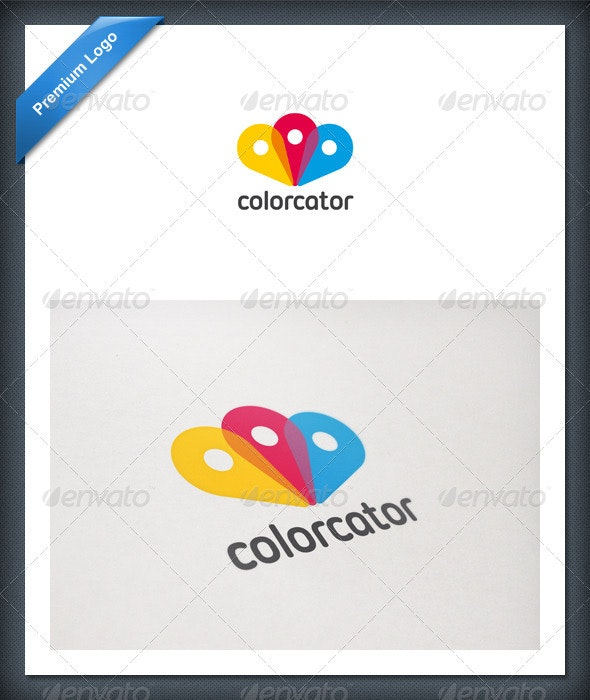 Colorcator Logo Template - Objects Logo Templates