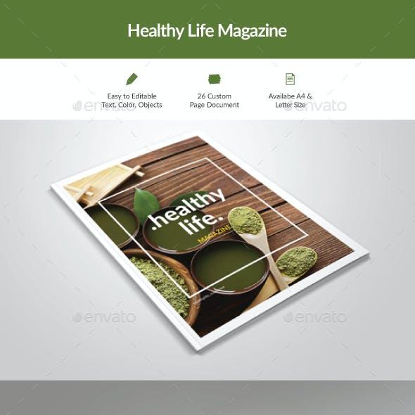 Healthy Life Magazine