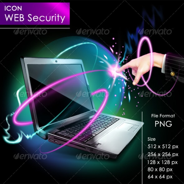 WEB-Security - Web Icons