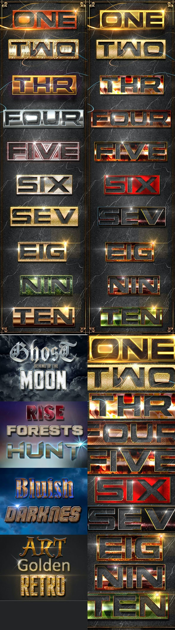 30 Bundle Dian_8 - Styles Photoshop