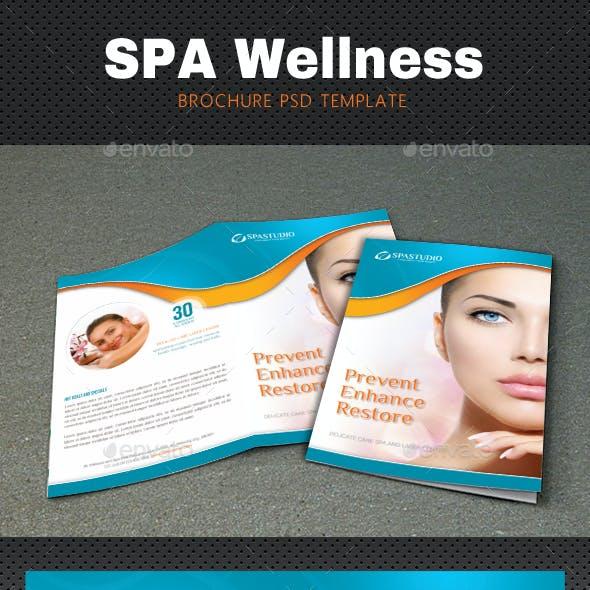 Spa Wellness Brochure 3