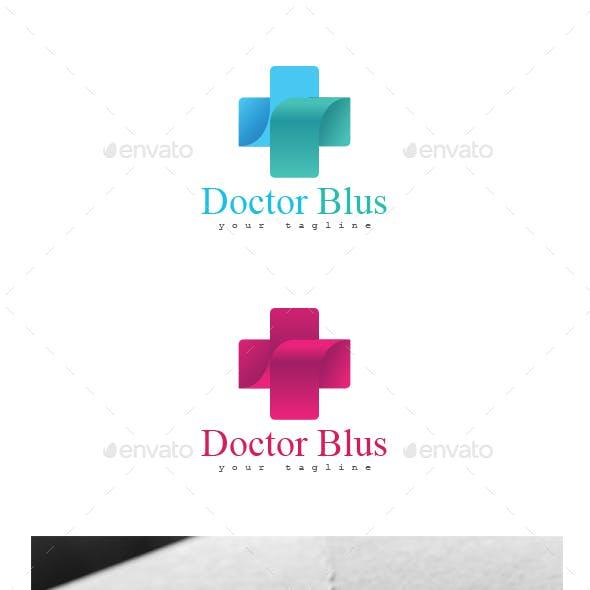 Doctor Blus Logo