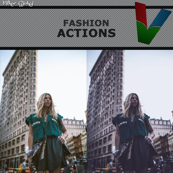 Fashion Actions 1