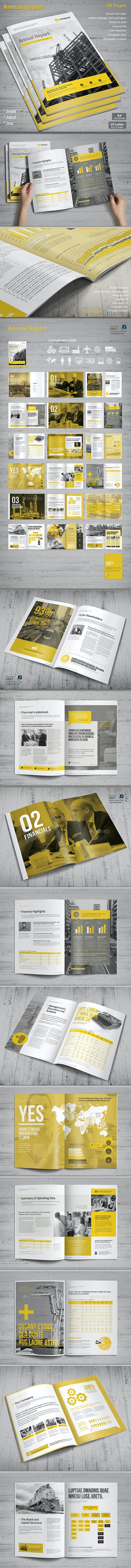 Annual Report Vol. 2 - Informational Brochures