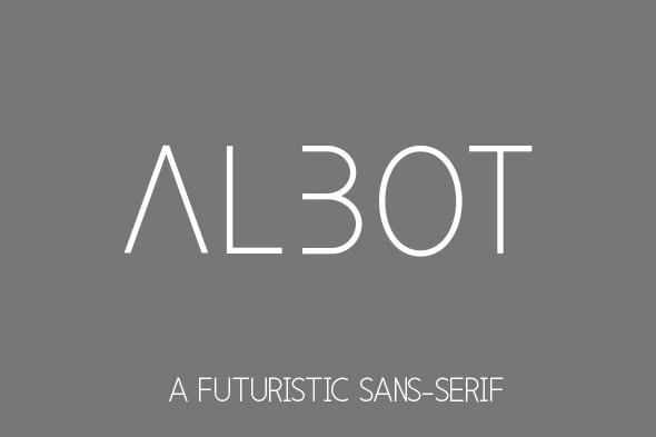Albot - Futuristic Decorative