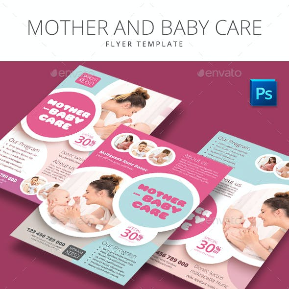 Mother And Baby Care