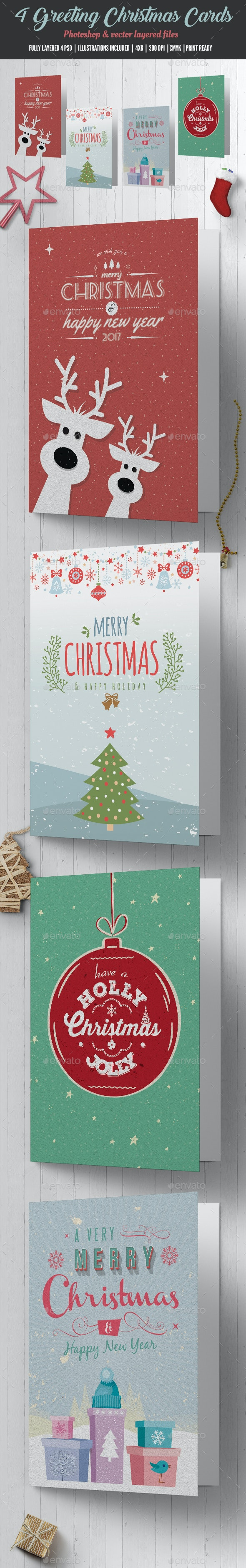 Christmas Card - Greeting Cards Cards & Invites