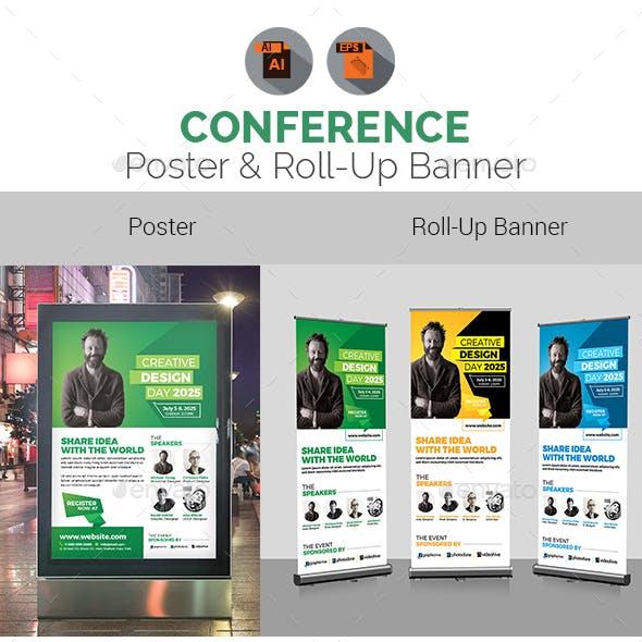 Event/Conference Signage Bundle