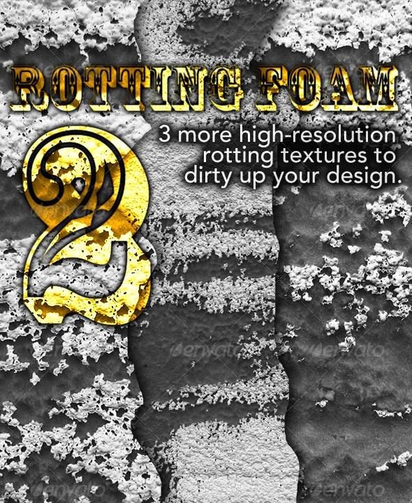 Rotting Foam 2 - Industrial / Grunge Textures