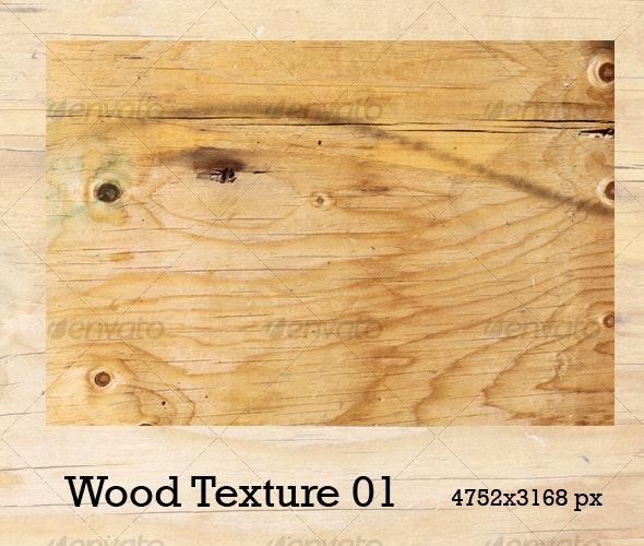 Wood Texture 01 - Wood Textures