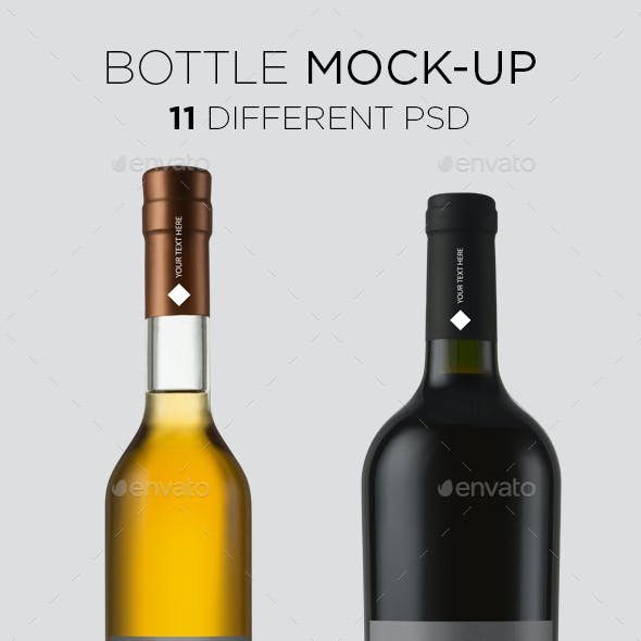 Bottle Mock-Up