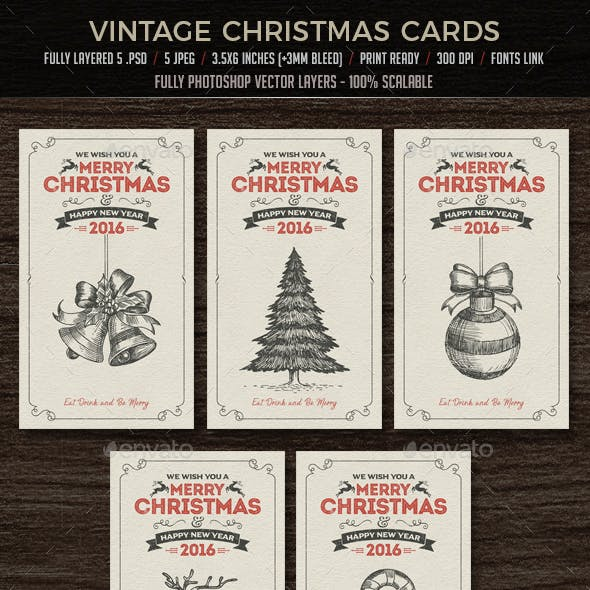 Christmas Cards / Invitation