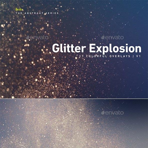 Colorful Glitter Explosion v1