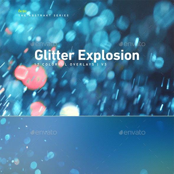 Colorful Glitter Explosion V3