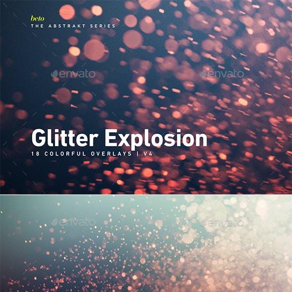 Colorful Glitter Explosion V4