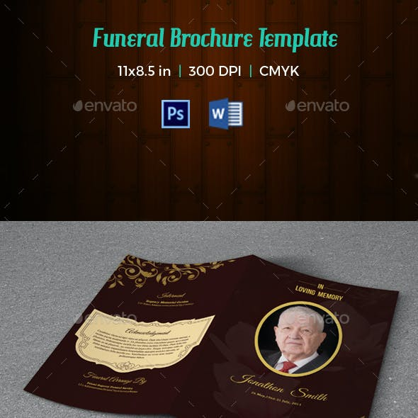 Funeral Template V203