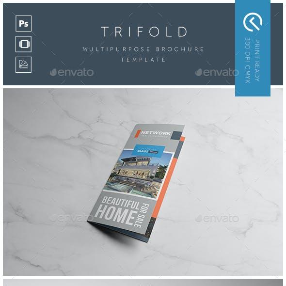 Real Estate Trifold Brochure / Flyer