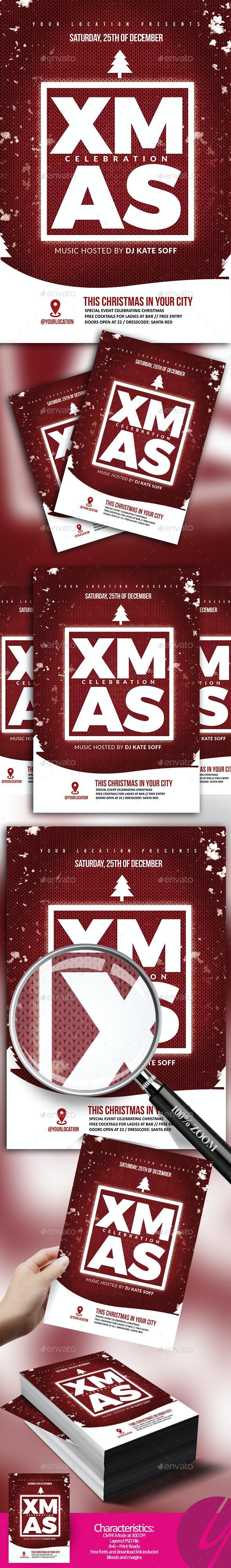 Xmas Celebration - Clubs & Parties Events