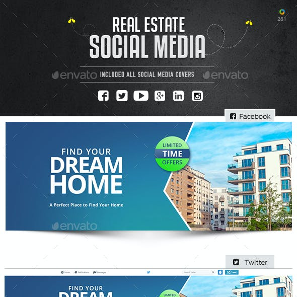 Real Estate Social Media Pack