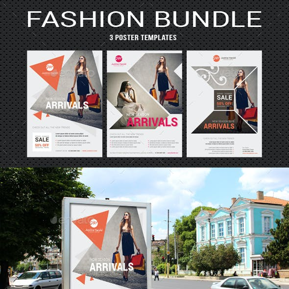 Fashion Poster Bundle