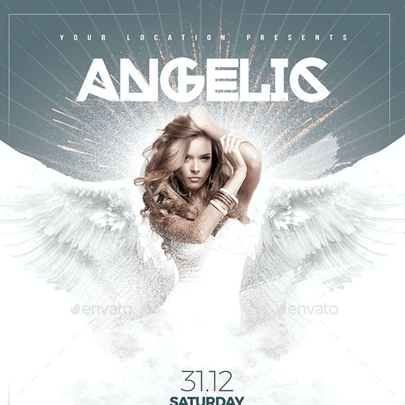 Angelic White Sensation