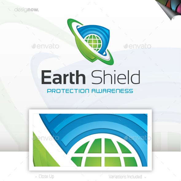 Earth Shield Logo