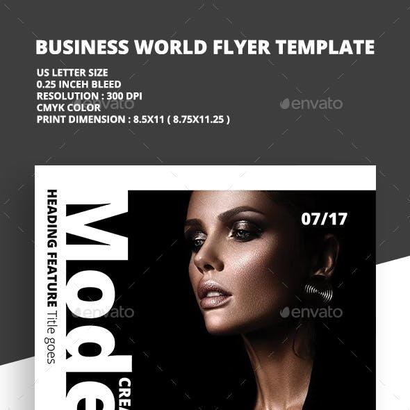 Modern Creative Flyer 04