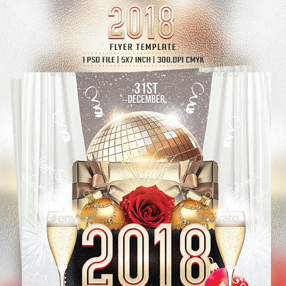 2018 Flyer Template