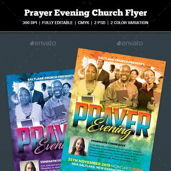 Prayer Evening Church